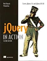 jQuery in Action, 2nd Edition Front Cover