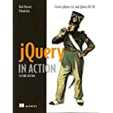 "jQuery in Actionvon ""Bear Bibeault"""