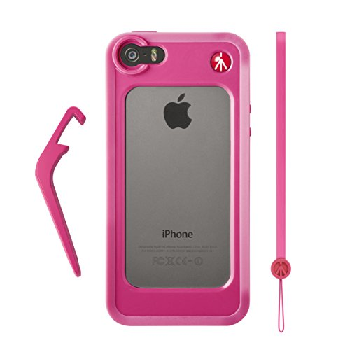 Manfrotto Carrying Case For Iphone 5/5S - Retail Packaging - Pink