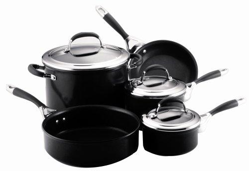 Circulon Elite 8-Piece Cookware Set