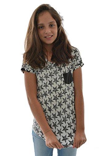 T-shirt a maniche corte con Le Temps Des Cerises gsyossetgiml, colore: grigio grigio 8 anni