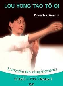 DVD Type Qi Gong Tibétain (Lou Yong Tao Tö Qi) - Vol 3 : Séance Type L'Energie de la Guérison