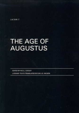 The Age of Augustus (Lactor)