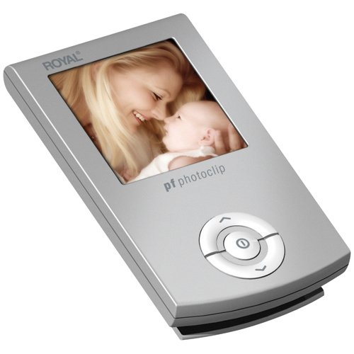 ROYAL 29451X 1.5-inch LCD Photo Viewer with Money Clip