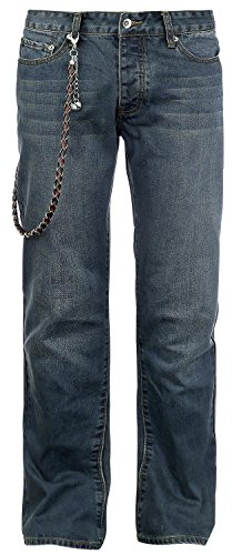 Forplay Deluxe Jeans blu W36L35