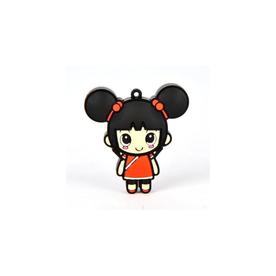 Kung Fu Girl 4GB USB Flash Drive Pen Memory Disk