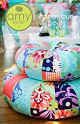 Amy Butler Patterns - Honey Bun Poufs