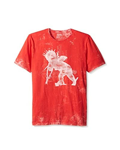 PRPS Goods & Co. Men's Washed Graphic Short Sleeve Tee