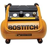 BOSTITCH BTFP01012 2.5-Gallon Suitcase-Style Compressor