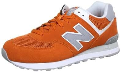 New Balance ML574 282341-60, Unisex-Erwachsene Sneaker, Orange (VOW ORANGE 17), EU 41.5 (US 8)
