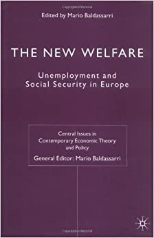 Welfare and unemployment policies and federalism