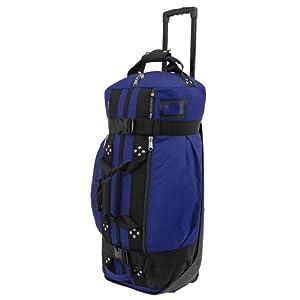 Club Glove Rolling Duffle II Bag : Royal - Blue by Club Glove