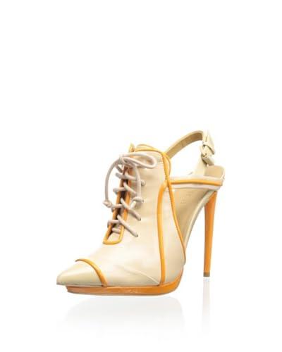 L.A.M.B. Women's Janetta High Heel Oxford Pump