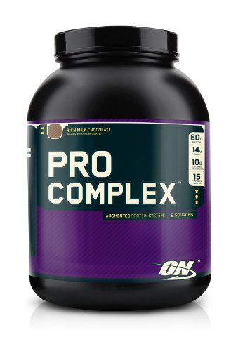 Christmas Optimum Nutrition Pro Complex, Rich Milk Chocolate, 4.6 Pound Deals