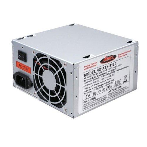 Advance ATX-5100S Basic Series Alimentation pour PC ATX 480 W
