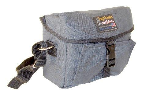 Tough Traveler F-11 Camera Bag - Made In Usa - Grey