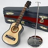 ミニチュア楽器 クラシックギター 15cm LCG-15