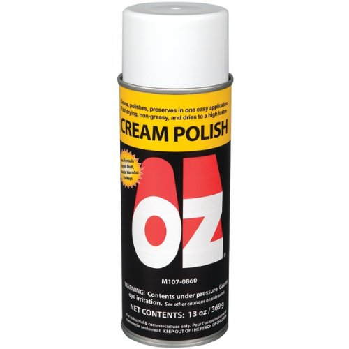 Mohawk M107-0860 OZ Aerosol Cream Polish