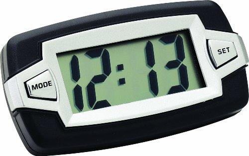 Bell 22-1-37007-8 Jumbo LCD Clock