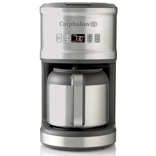 Calphalon Kitchen Electrics 10-Cup Quick Brew Thermal Coffeemaker Your Special Deals - Smart ...