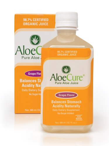 AloeCure® Grape 1 bottle - 4 day supply