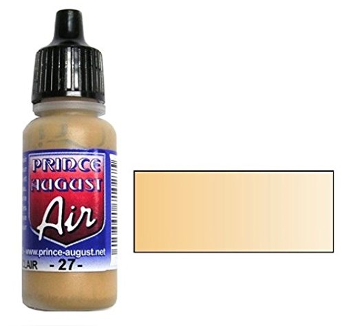 Vallejo Light Brown Paint, 17ml