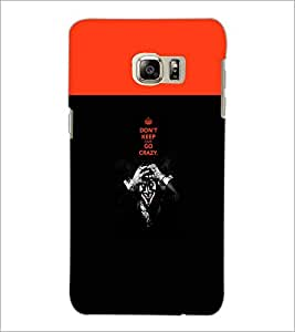 PrintDhaba Quote D-5745 Back Case Cover for SAMSUNG GALAXY NOTE 5 (Multi-Coloured)
