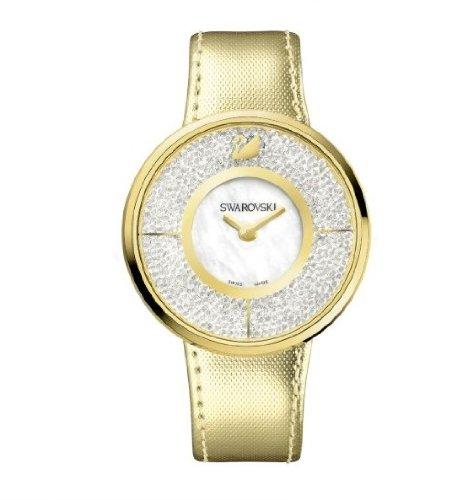 Orologio donna da polso Swarovski Crystalline Gold 1184025