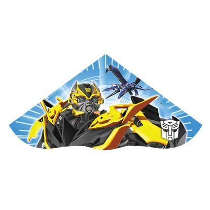 Skydelta 52-inches Poly Delta Kite: Transformers