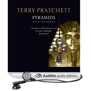 Pyramids: Discworld, Book 7 (Unabridged)