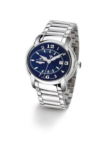 Philip Watch - R8253150035 - Montre Mixte - Quartz Analogique - Bracelet en Acier
