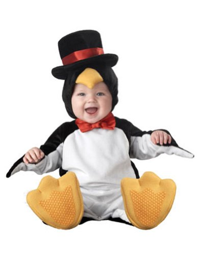 Baby Costume Lil Penguin Character