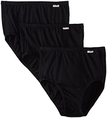 4cecdf1d28a Jockey Women s Plus Size Elance French Cut (3 Pack)