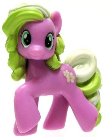 My Little Pony Friendship is Magic 2 Inch PVC Figure Flower Wishes - 1