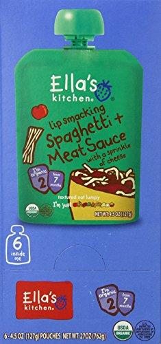 Amazon Ella S Kitchen Spaghetti