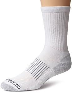 ExOfficio BugsAway Take On Crew Sock,WHITE,Medium