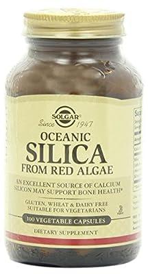 Solgar Oceanic Silica