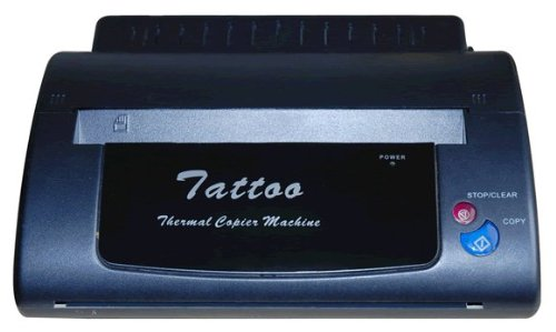 You are bidding on our new mighty tattoo stencil copier – This easy to use