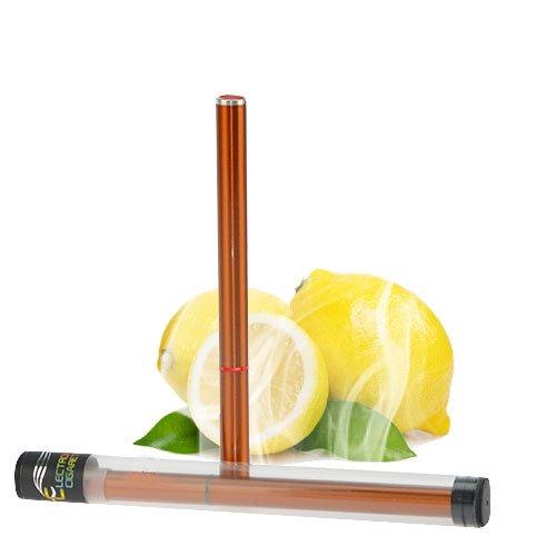 Luxus E Shisha 500 Zug Zitrone Profi Wasser Pfeife Multi LED E-Hookah to go 2 go