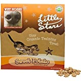 Wet Noses Little Stars Sweet Potato Organic Dog Training Treats, 9-Ounce