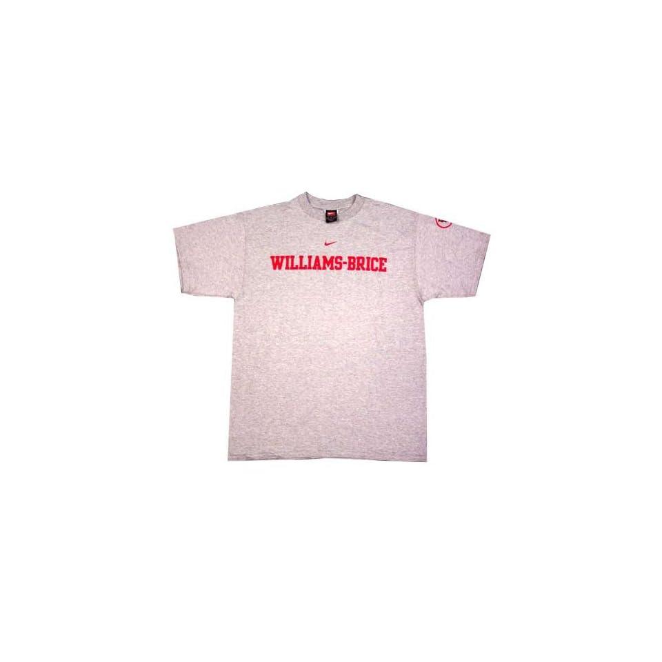 Nike South Carolina Gamecocks Ash Williams Brice LOCAL T shirt