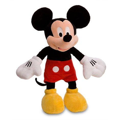 Disney ディズニー 子供 キッズ Mickey Mouse Plush ミッキーマウス ミッキー ぬいぐるみ 18インチ 45cm 並行輸入
