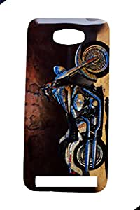 The Glam Life Best Protection Printed Back Cover For Asus Zenfone Max ( Original Designer )