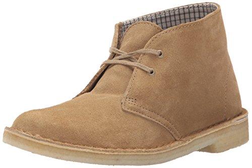 clarks-womens-desert-boot-chukka-boot-oakwood-suede-9-m-us