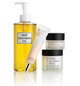 DHC Best Selling Beauty Essentials Set