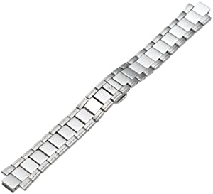 Momentum Women's ZC-16STL Stella Maris 16mm Stainless-Steel Watch Bracelet