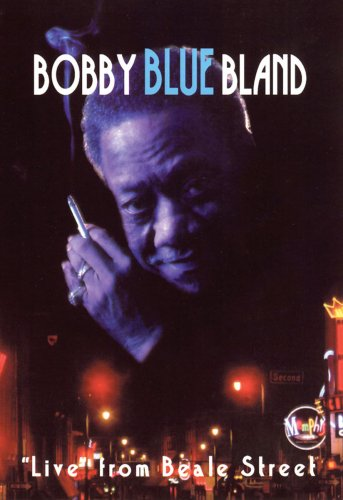 "Bobby Blue Bland: ""Live"" on Beale Street from Malaco Records"