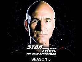 Star Trek: The Next Generation Season 5