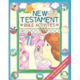 img - for New Testament Activity Book by Linda Giampa (1992-07-03) book / textbook / text book