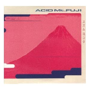 The Big Dipster: Susumu Yokota - Acid Mt  Fuji